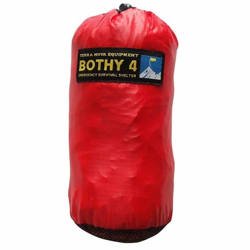 Палатка-шелтер BOTHY-4 Red