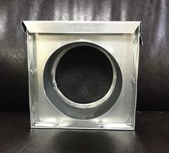 Кассетный угольный фильтр d 200мм