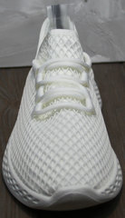 Красивые белые кроссовки женские Small Swan NB283-2 All White.
