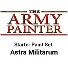 Базовый комплект красок Army Painter: Astra Militarum
