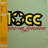 10cc / Live In London (LD)