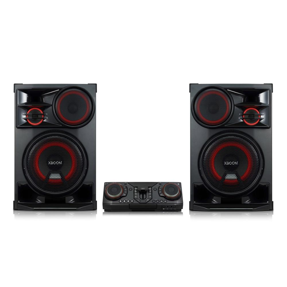 Аудиосистема LG с диджейскими функциями и караоке XBOOM CL98 + NL98