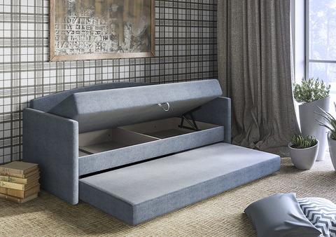 Дополнительное выдвижное спальное место без направляющих