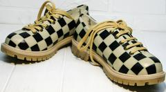 Модные женские туфли осень Goby TMK6506