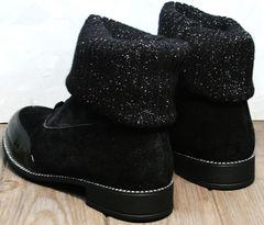Купить ботинки чулки Kluchini 5161 k255 Black
