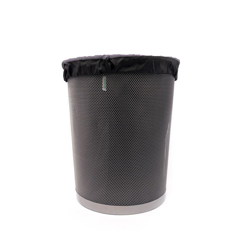 Мешок для мусора многоразовый черный, 10 л