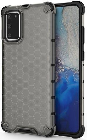 Чехол тонированный на Samsung Galaxy S20 от Caseport, серия Honey