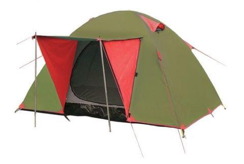 Туристическая палатка Tramp Lite Wonder 2 (зеленый)