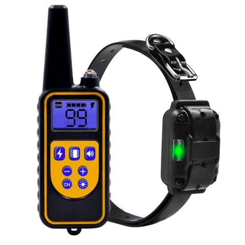 Электронный ошейник для дрессировки собак Petcomer P-880