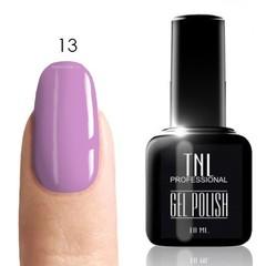 TNL, Гель-лак № 013 - светло-фиолетовый (10 мл)