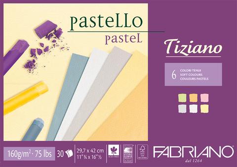 Альбом-cклейка для пастели Fabriano