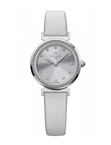 Часы женские Silvana SR30QSP71SBL Salem