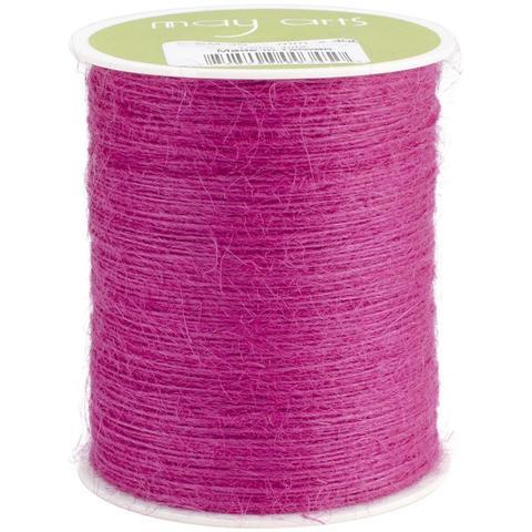 Шпагат джутовый May Arts - фиолетовый