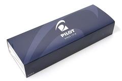 Перьевая ручка Pilot Prera (перо Medium 0,5 мм, цвет White - Белая)