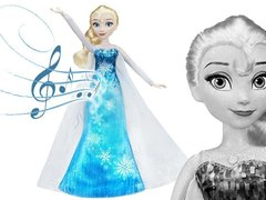Кукла Эльза Мелодия снега, Холодное сердце