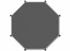 Пол для шатра Maverick Cosmos 400