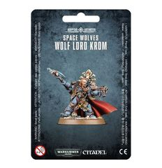 Wolf Lord Krom