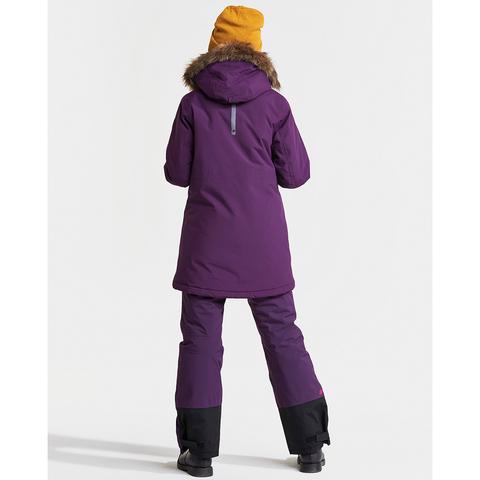 Didriksons куртка - парка для девушки JAMILA