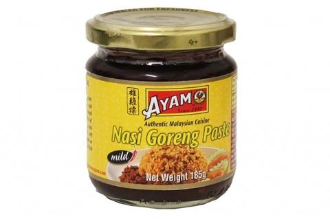 """Соус """"Паста Наси Горенг"""" (для жарки риса на воке) Ayam, 185г"""