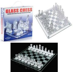 Игра «Стеклянные шахматы», фото 9