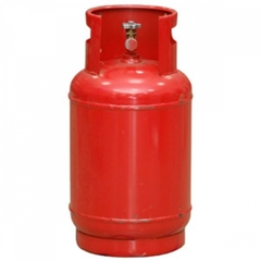 Металлический газовый баллон 12л (НЗГА)