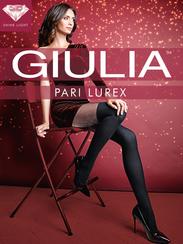 Колготки Pari Lurex 01 Giulia