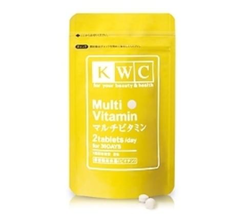 Мульти Витамин, KWC, 60 таблеток