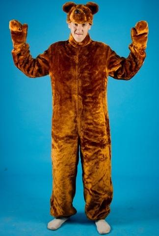 Карнавальный костюм Медведь 1
