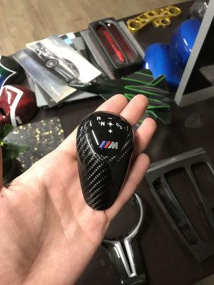 Карбоновая ручка АКПП для BMW X6M F86