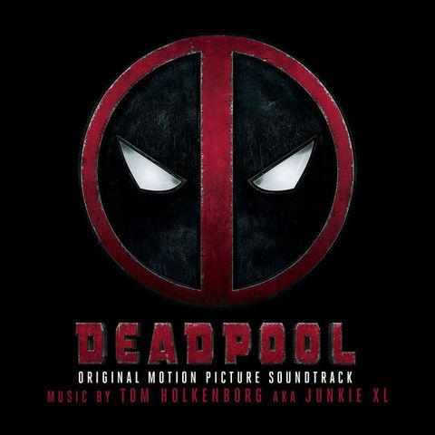 Виниловая пластинка. Deadpool Original motion picture soundtrack