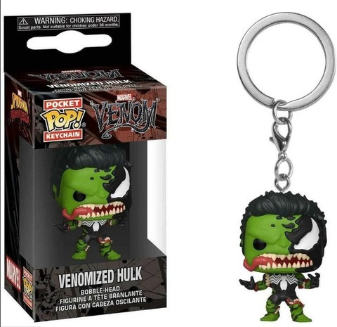 Веном Халк || POP! Venomized Hulk