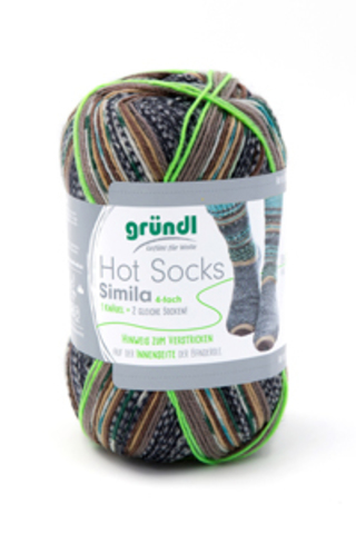 Gruendl Hot Socks Simila 302