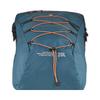 Рюкзак Victorinox Altmont Active L.W. Rolltop Backpack, бирюзовый, 30x19x46 см, 20 л