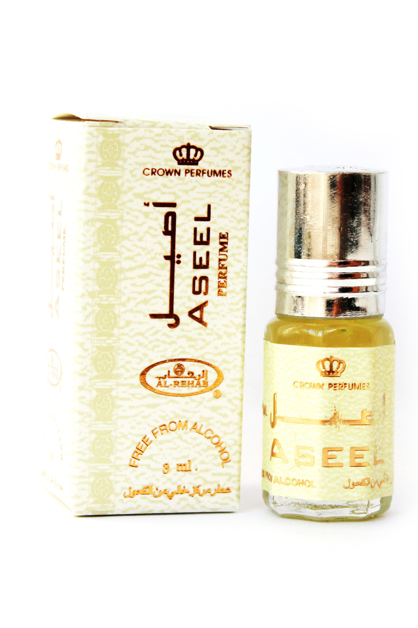 Aseel Азил 3 мл арабские масляные духи от Аль Рехаб Al Rehab