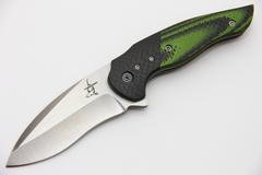 Нож Lightfoot Groundfighter S35VN карбон