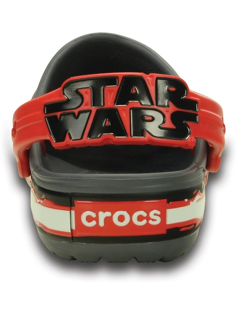 Сабо для мальчиков CROCS CB Star Wars Villain Clog Kids Multi