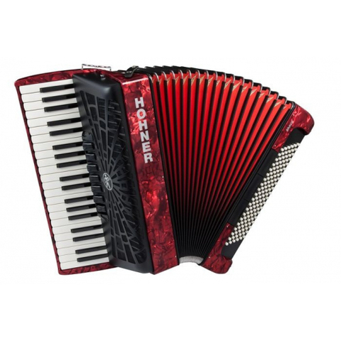 Аккордеон HOHNER The New Bravo III 120 red (A16831)