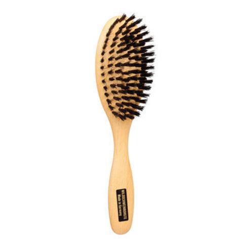Щетка для волос из бука и щетины дикого кабана малая Forster's