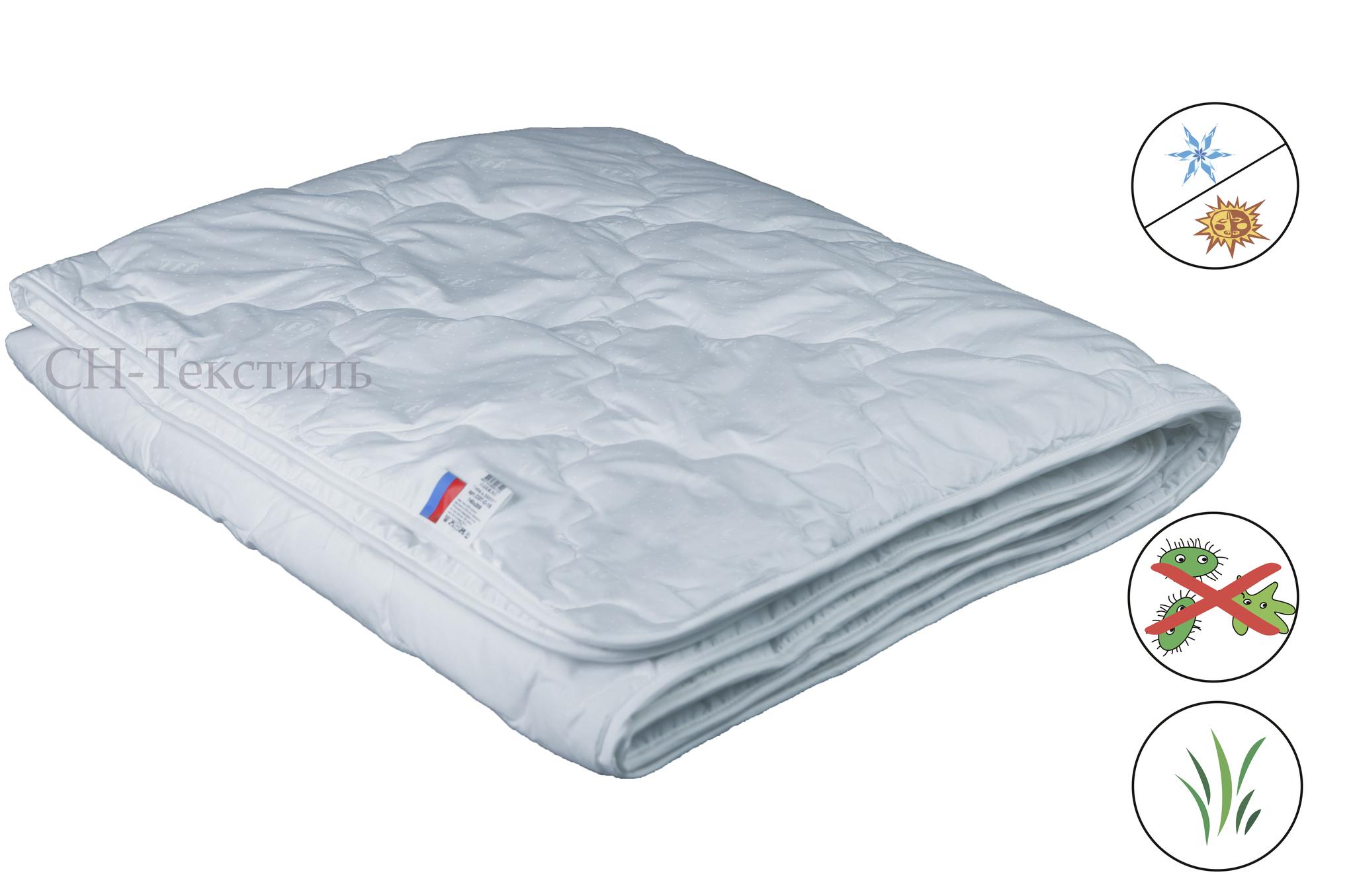 Тенсель (эвкалипт) / МОДАЛ (бук) Одеяло  Эвкалиптовое в сатине Всесезоннее легкое. одеяло_эвкалипт_всесезонное.jpg