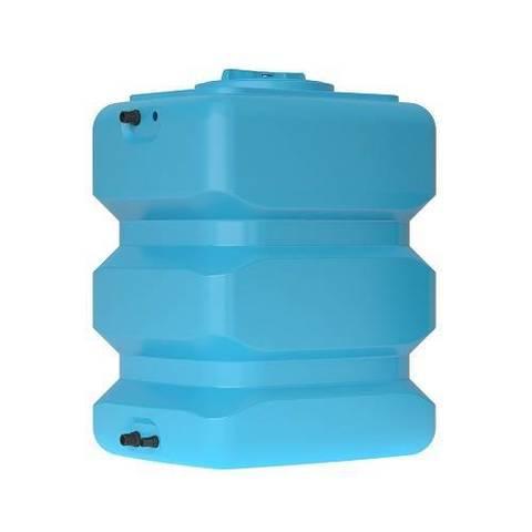 Бак для воды АКВАТЕК ATP 500 (цвет синий)