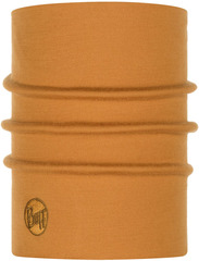 Теплый шерстяной шарф-труба Buff Wool heavyweight Solid Camel