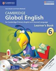 Cambridge Global English Stage 6,  Mixed Media,  1 Ed,