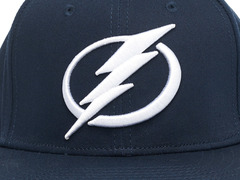 Бейсболка NHL Tampa Bay Lightning Snapback (подростковая)