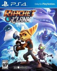 Игра PS4 RATCHET&CLANK