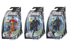 Men In Black 3 Basic Figure With Small Accessory Set 02