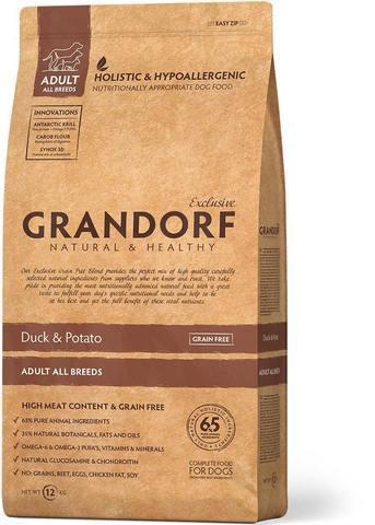 Grandorf Duck & Potato Adult All Breeds