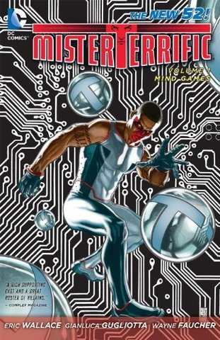Mister Terrific Vol.1: Mind Games TPB