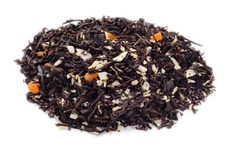 Ванильное небо Чай Gutenberg черный ароматизированный 100 гр.
