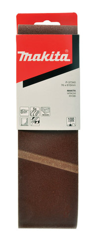 Шлифовальная лента Makita # 150 76x610 мм