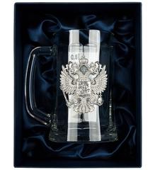 Кружка пивная подарочная «Держава-2»